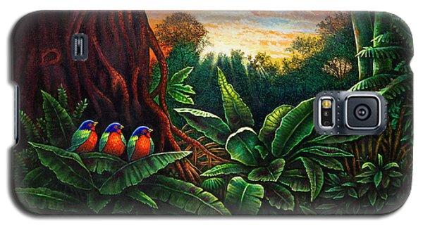 Jungle Harmony 3 Galaxy S5 Case
