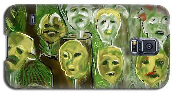 Jungle Spirits Galaxy S5 Case