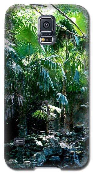 Jungle Sun  Galaxy S5 Case