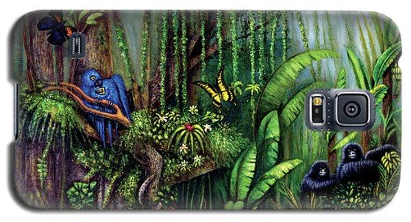 Jungle Talk Galaxy S5 Case
