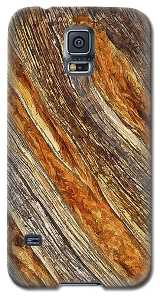 Galaxy S5 Case featuring the photograph Juniper Texture by ABeautifulSky Photography