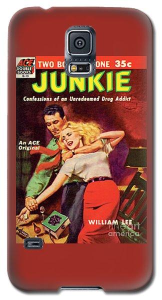 Junkie Galaxy S5 Case by Al Rossi
