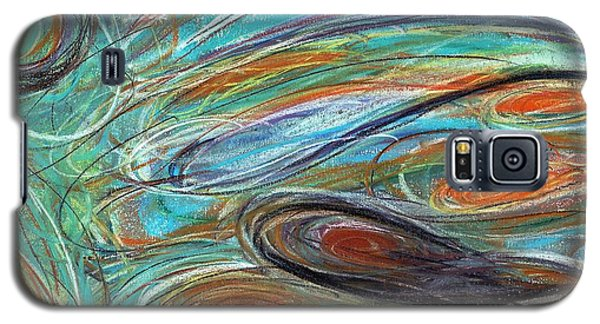 Jupiter Explored - An Abstract Interpretation Of The Giant Planet Galaxy S5 Case