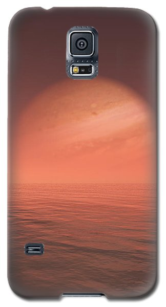 Jupiter Galaxy S5 Case