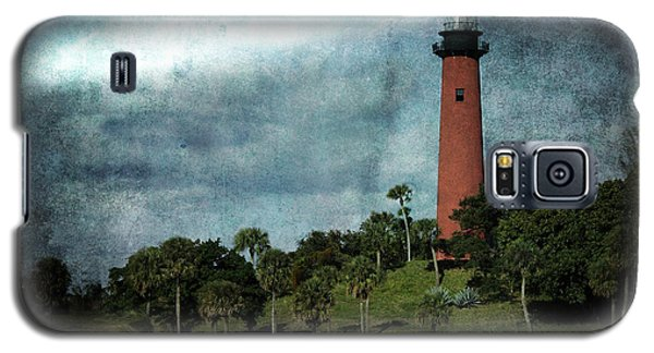 Jupiter Lighthouse-2a Galaxy S5 Case