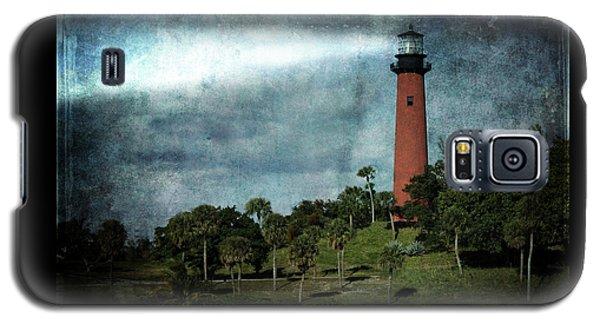 Jupiter Lighthouse-2a Galaxy S5 Case