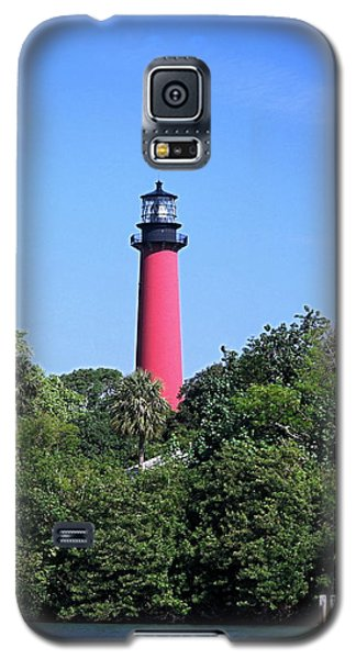 Jupiter Lighthouse Galaxy S5 Case by Sally Weigand
