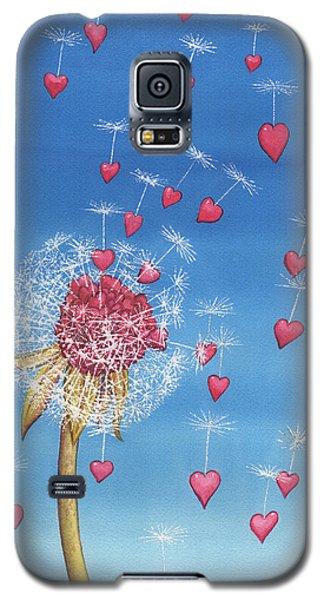 Just, A Breath Away Galaxy S5 Case