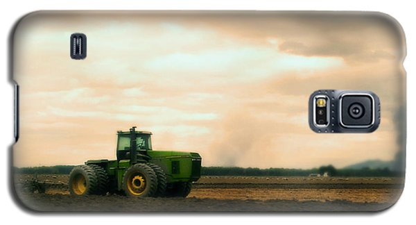Just A John Deere Memory Galaxy S5 Case