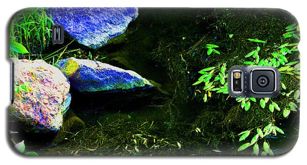 Just  A  Little  Zen -  Image  2 Galaxy S5 Case