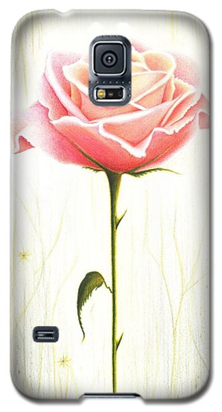 Just Another Common Beauty Galaxy S5 Case by Danielle R T Haney