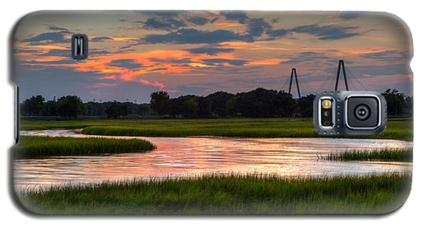 Just Another Ravenel Sunset Galaxy S5 Case