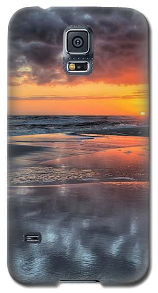 Galaxy S5 Case featuring the photograph Just Another South Baldwin Sunset by JC Findley