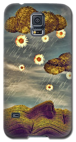 Just Another Summer Rainy Day Galaxy S5 Case
