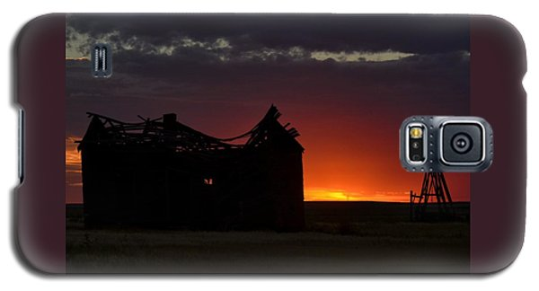 Just Before Sunrise Galaxy S5 Case by Clarice  Lakota