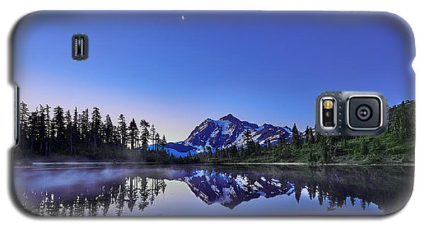 Galaxy S5 Case featuring the photograph Just Before The Day by Jon Glaser