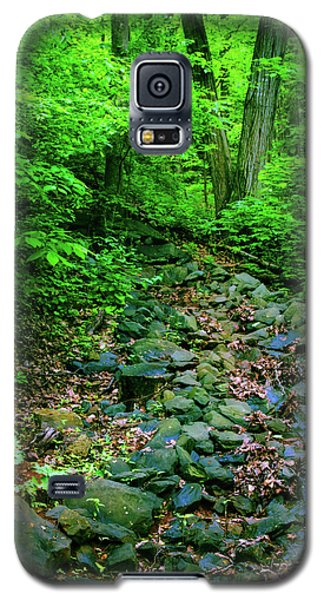 Galaxy S5 Case featuring the photograph Just Breath by Laura DAddona