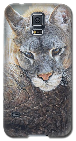 Just Chilling Galaxy S5 Case