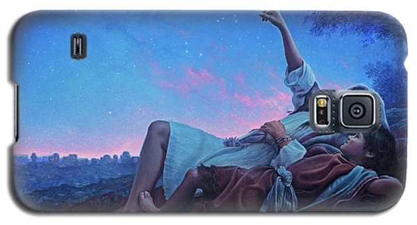 Just For A Moment Galaxy S5 Case