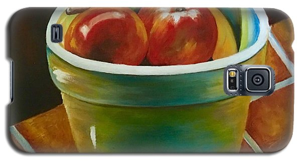 Just Fruit Reflections Galaxy S5 Case by Susan Dehlinger