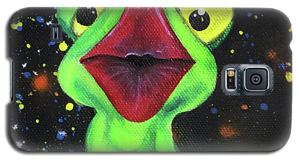 Just Kiss Me Galaxy S5 Case