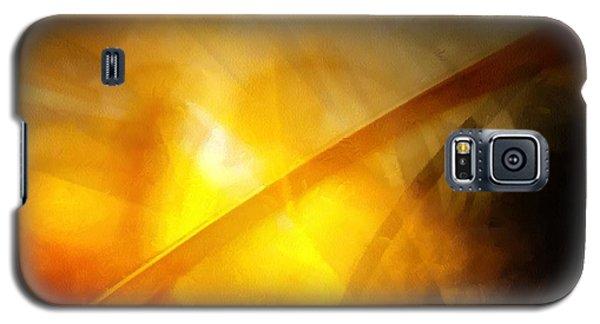 Just Light Galaxy S5 Case by Gun Legler