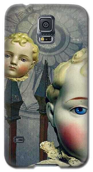 Just Like A Doll Galaxy S5 Case