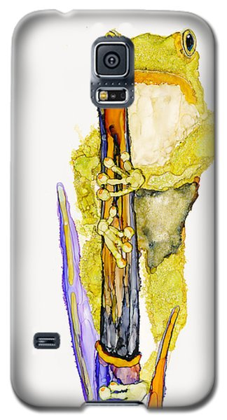Just Standing Here Galaxy S5 Case