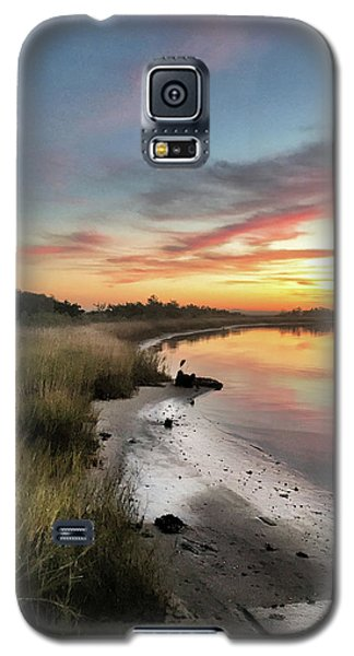 Just The Two Of Us At Sunset Galaxy S5 Case by Phil Mancuso