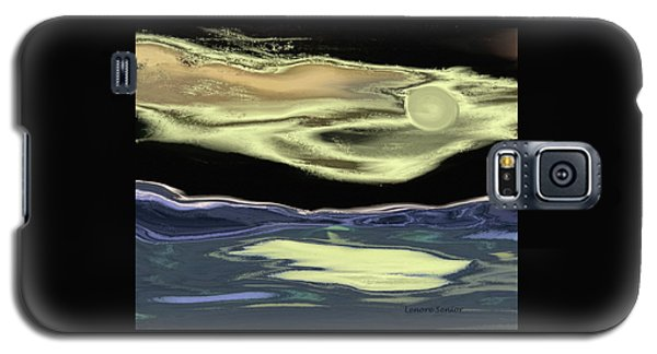 Just This Side Of Midnight Galaxy S5 Case