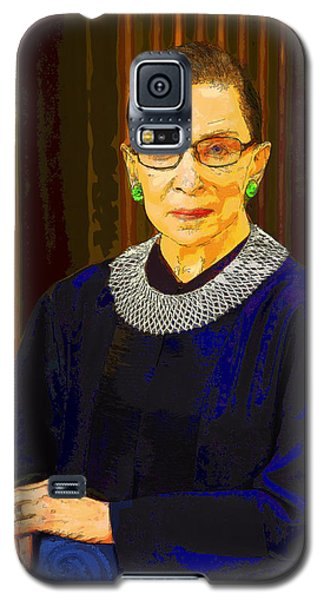 Justice Ginsburg Galaxy S5 Case