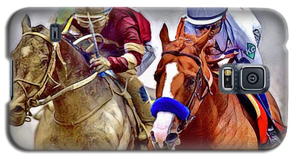 Justify In The Lead Galaxy S5 Case