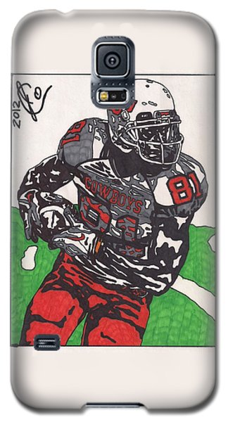 Justin Blackmon 2 Galaxy S5 Case by Jeremiah Colley
