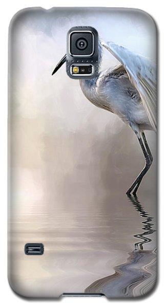 Juvenile Heron Galaxy S5 Case
