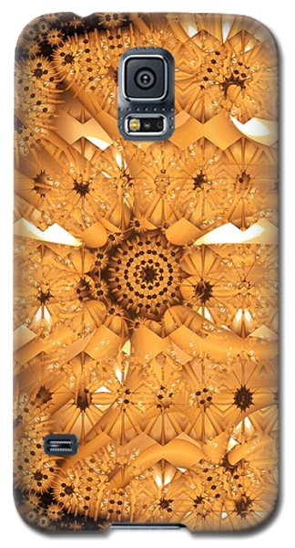 Galaxy S5 Case featuring the digital art Juxtapose by Ron Bissett