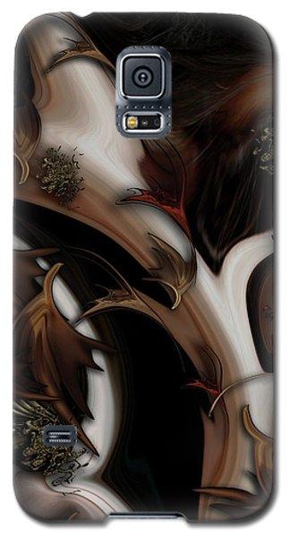 Juxtaposed Nature Galaxy S5 Case