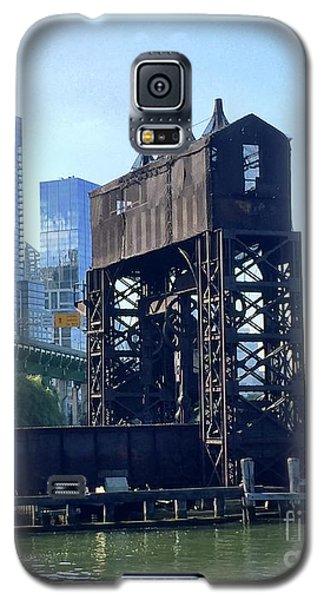 Juxtaposition Galaxy S5 Case by Beth Saffer