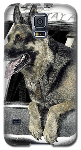 K9 Ronin Galaxy S5 Case