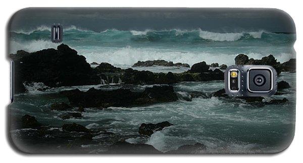 Ka Makani Kaiili Aloha Hookipa Maui Hawaii  Galaxy S5 Case