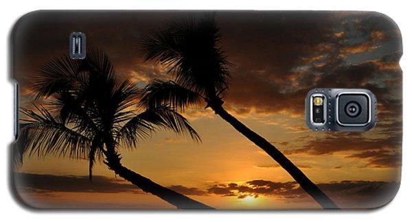 Ka'anapali Beach Sunset Galaxy S5 Case