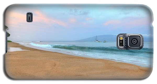 Galaxy S5 Case featuring the photograph Ka'anapali Delight  by Kelly Wade