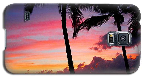 Kaanapali Sunset  Kaanapali  Maui Hawaii Galaxy S5 Case