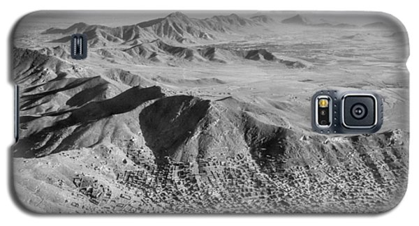 Kabul Mountainous Urban Sprawl Galaxy S5 Case