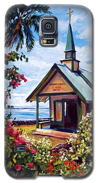 kahaalu Church Hawaii Galaxy S5 Case