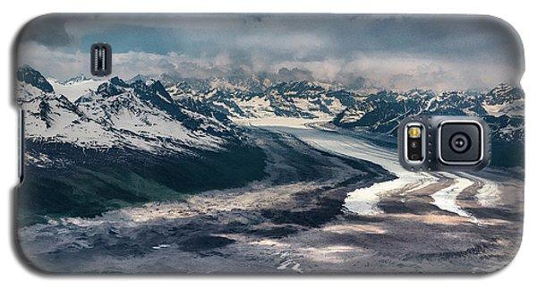 Kahiltna Glacier Galaxy S5 Case