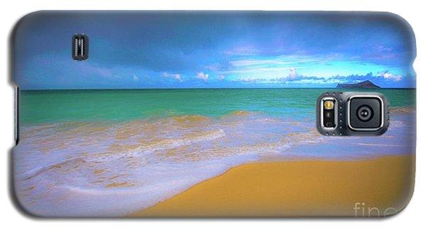 Seascape, Kailua - Lanikai, Oahu, Hawaii Galaxy S5 Case