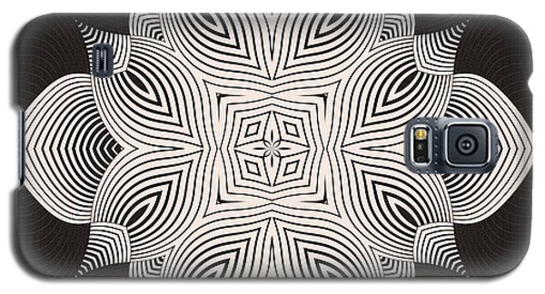 Galaxy S5 Case featuring the digital art Kal - 71c89 by Variance Collections