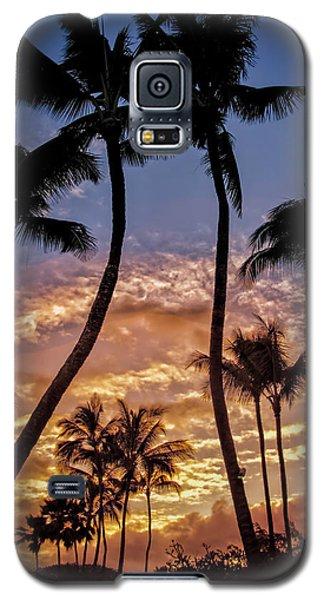 Kalapki Sunset Galaxy S5 Case