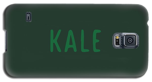 Kale Galaxy S5 Case
