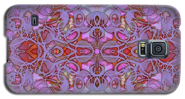 Kaleid Abstract Focus Galaxy S5 Case